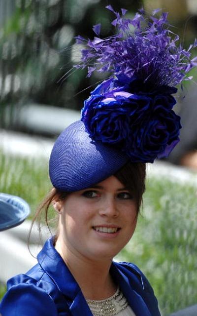 0421 eugenie princess royal wedding hats_we